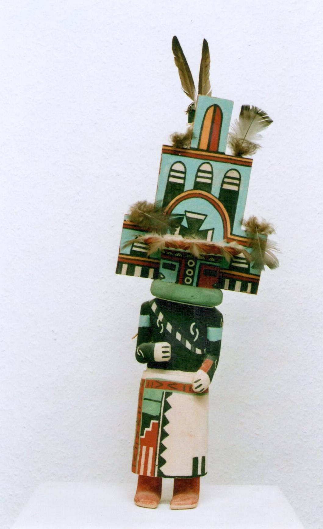 Katchina-Hopi-Indianer